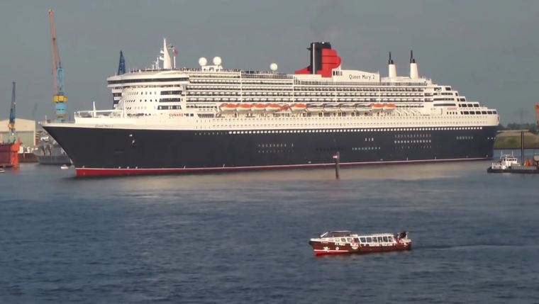 Queen Mary 2 remastered