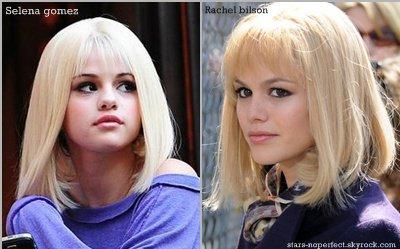 Blonde power ?