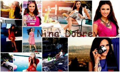 ♥ Nina Dobrev ♥