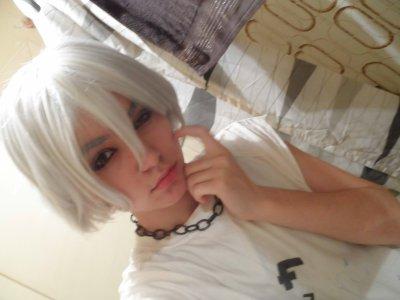 Cosplay de Minami