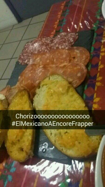 Chorizooooooo