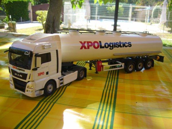 MAN TGX XLX EURO 6 S/R ALIMENTAIRE XPO LOGISTIQUE