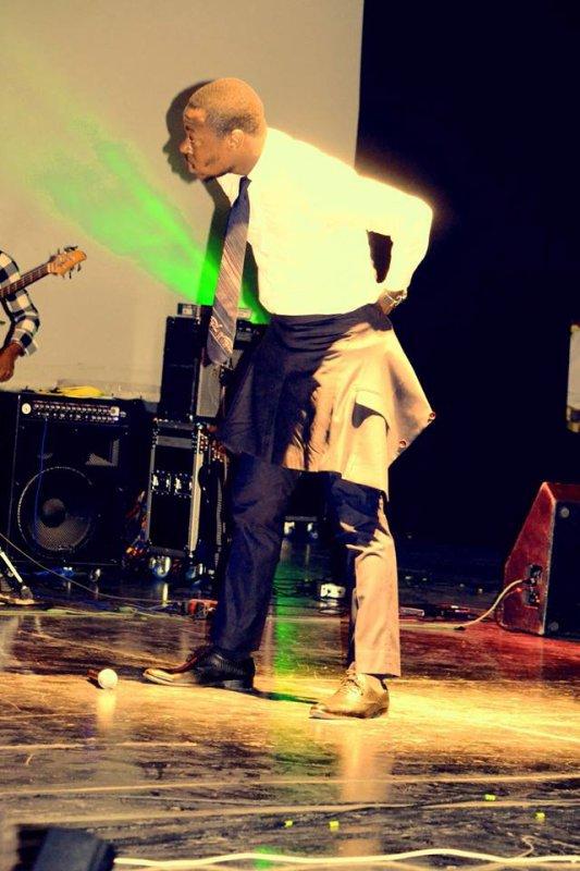 FUXXY TSHIZEB  Concert