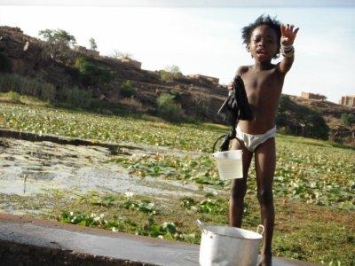 Entramos en Burkina Faso
