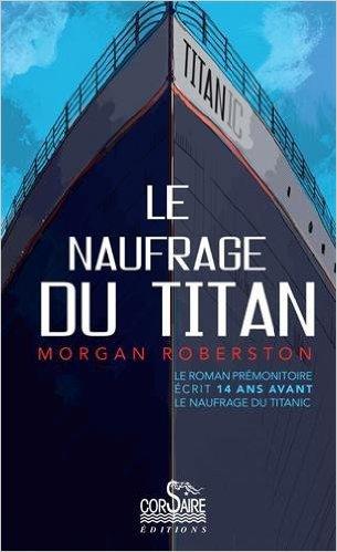 le naufrage du titanic