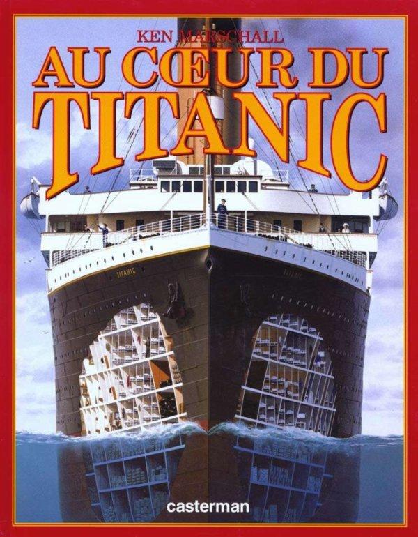 au coeur du titanic