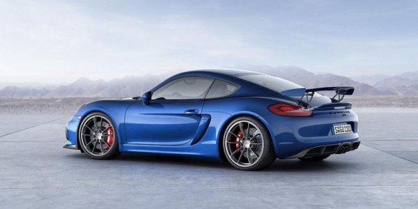 Le 2.0 litres Porsche de 300 ch