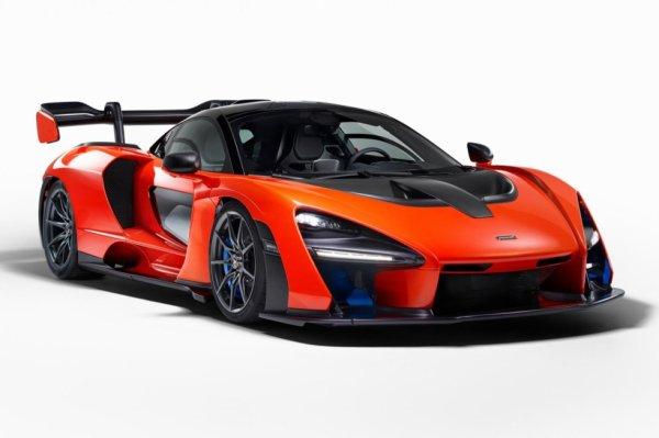McLaren s'appelle Senna