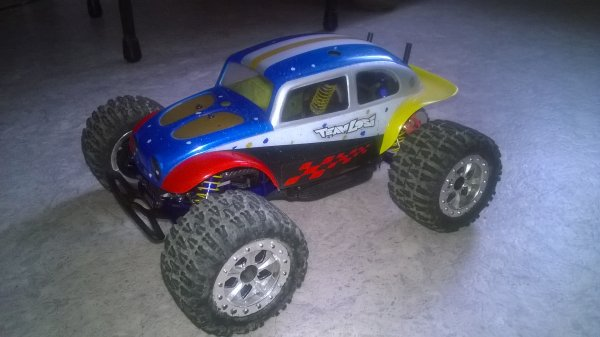 Mini-T Losi Full Option