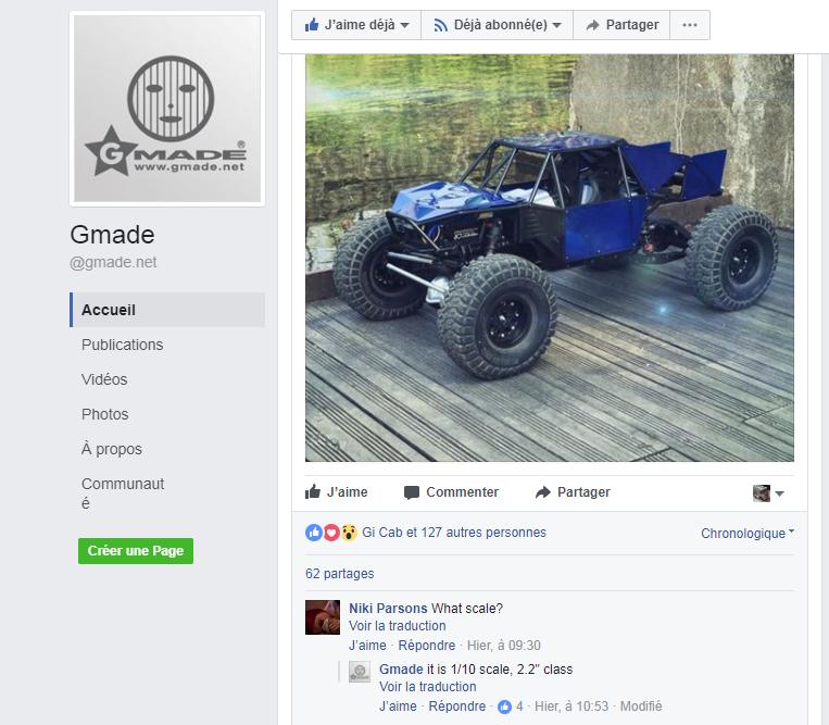 Nouveau châssis chez Gmade le GR-01 GOM 3297040842_2_3_4qSEtwl4
