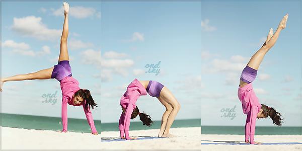 SHOOT | Découvre ou re-découvre un photoshoot de Nina pour Seventeen fitness datant d'avril 2011. T'aimes ce shoot ? Trouves-tu que Nina à un beau corps ou qu'elle est trop mince ? Donnes ton avis !