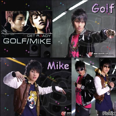 ♥  Golf & Mike ♥