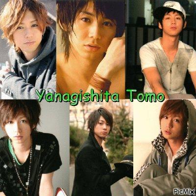 Yanagashita Tomo