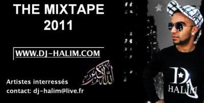 Dj-halim  MIXTAPE ! 2011