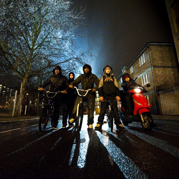 Attack The block : le Tournage