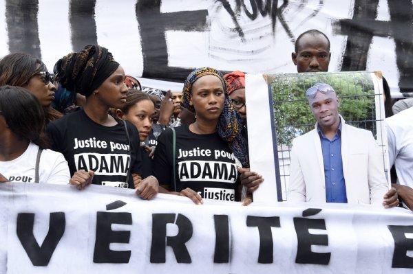 """Mort d'Amada Traoré : la famille du jeune homme réclame """"la vérité"""""""