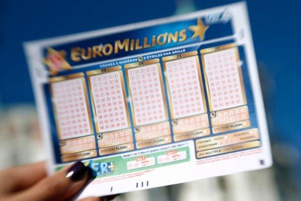 Euromillions : une cagnotte de 39 millions d'euros en jeu vendredi 12 août