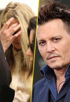 Johnny Depp : La vidéo choc où ivre, il s'en prend à Amber Heard