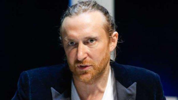 David Guetta : Grosse frayeur