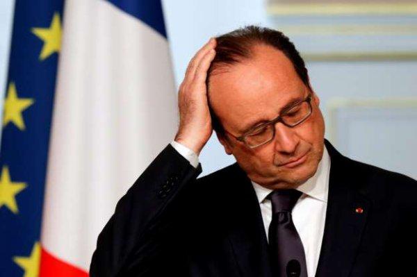 Hollande se livre : «C'est dur, plus dur que ce que j'avais imaginé»