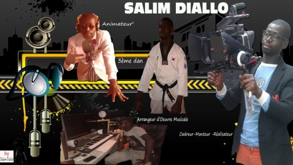 Salim Diallo a plusieurs cordes à son Arc...