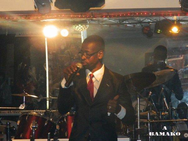 Concert à BAMAKO animé par SALIM DIALLO