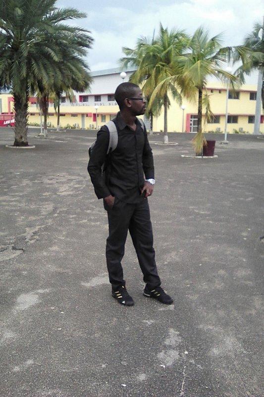 Salim Diallo homme de communication