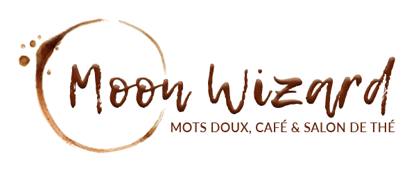 Moon Wizard - Mots doux, café et salon de thé