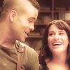 Glee - Lea Michele & Mark Salling -  Need You Now