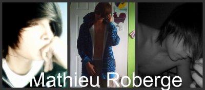 Mathieu Roberge!