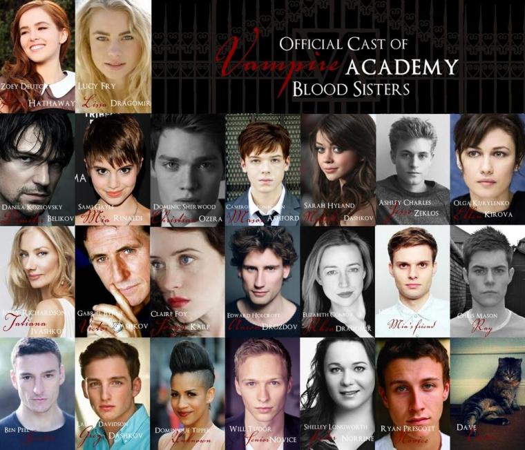 Vampire Academy : le film !