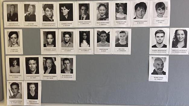 Vampire Academy : le choix des acteurs.