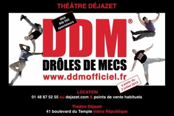 Les DDM A PARIS