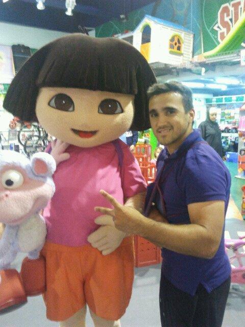 Luis des DDM avec son Ex lol