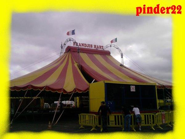 le cirque frandjis Hart