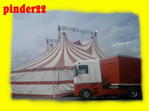 reportage cirque maximum