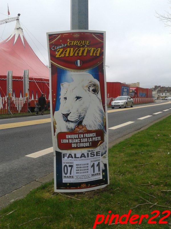 le cirque Claudio Zavatta