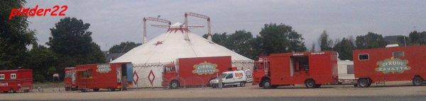 le cirque Cathy  zavatta