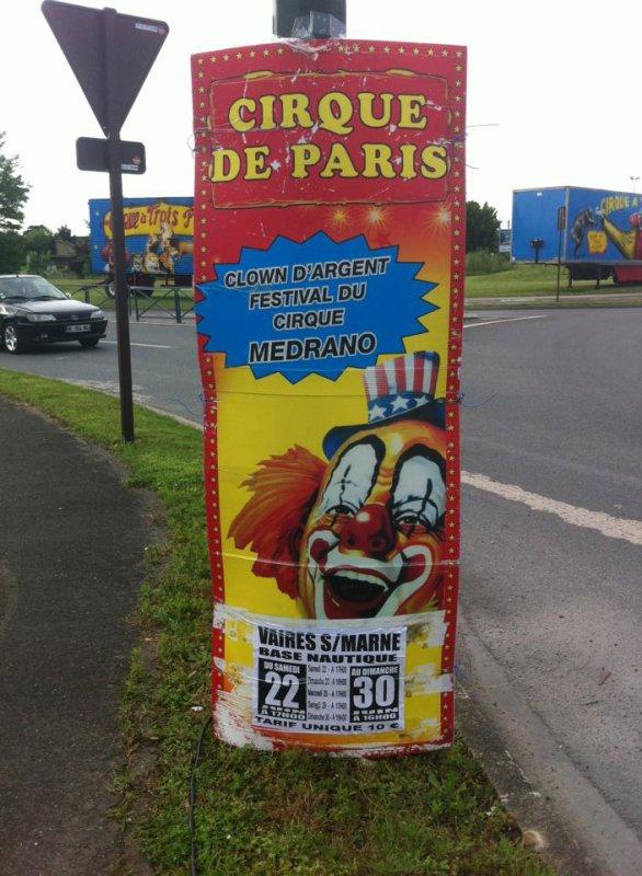 cirque de paris !