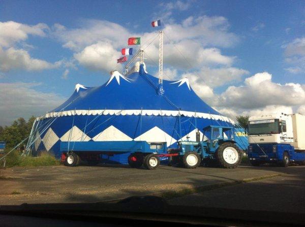 le cirque de Paris