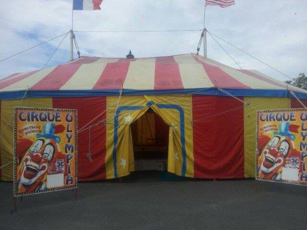le cirque Olympia