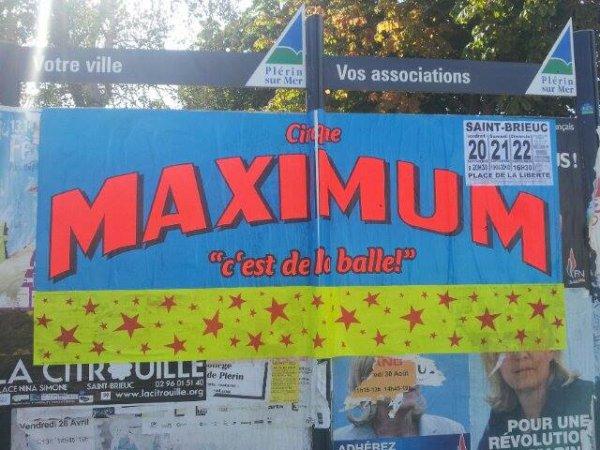 le cirque Maximum de retour a St bireuc