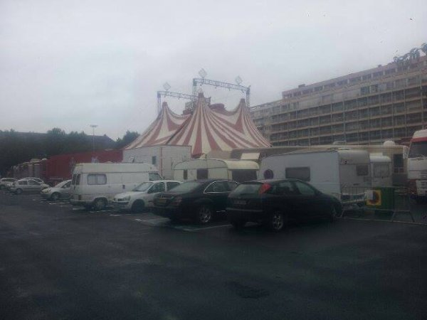 le cirque Maximum