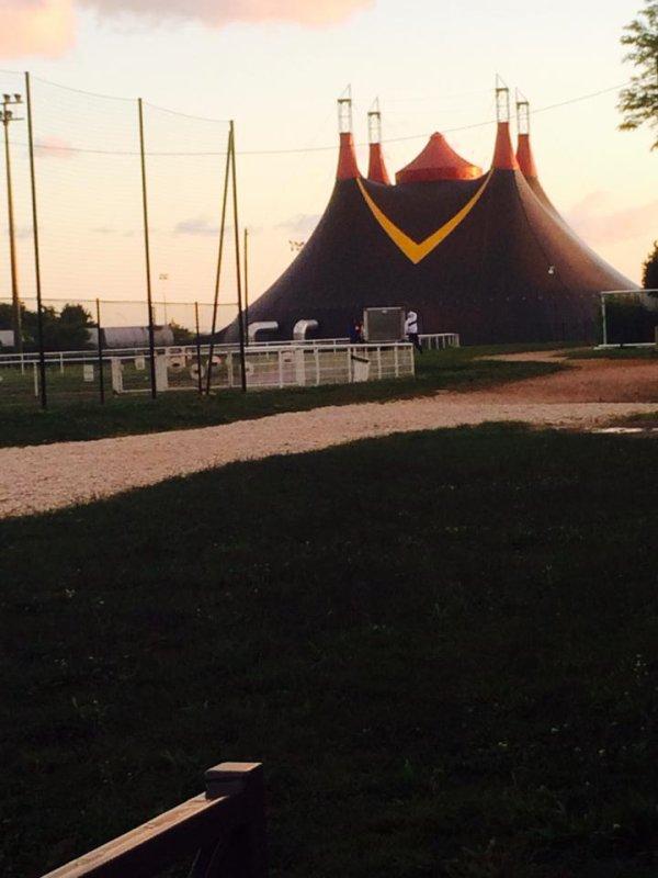 ecole du cirque de rogny sous bois
