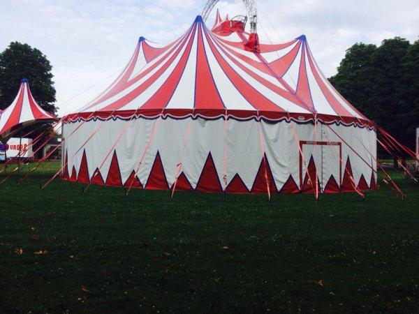 le cirque EUROPA