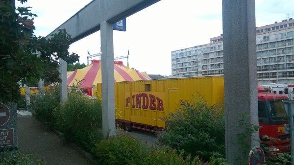 nouveau reportage sur le cirque pinder à st brieuc