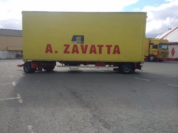 cirque A ZAVATTA