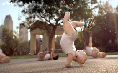 bebe danseur