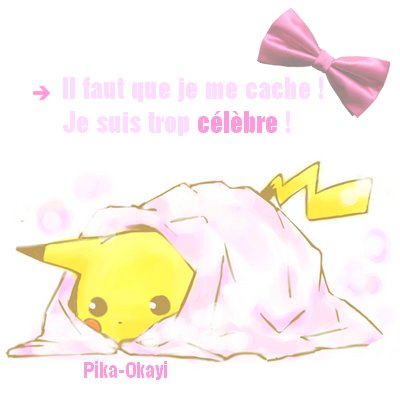 L'histoire De Pikachu