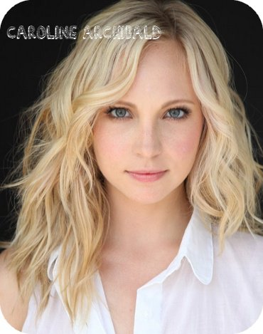 Caroline Archibald